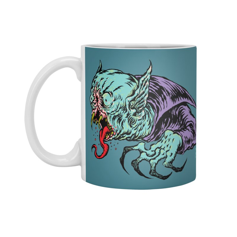 Savage Vampire Accessories Mug by Nick the Hat