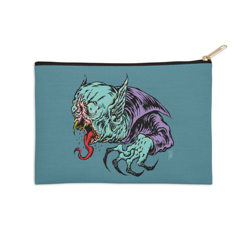 Blood Sucking Freak Accessories Zip Pouch by Nick the Hat