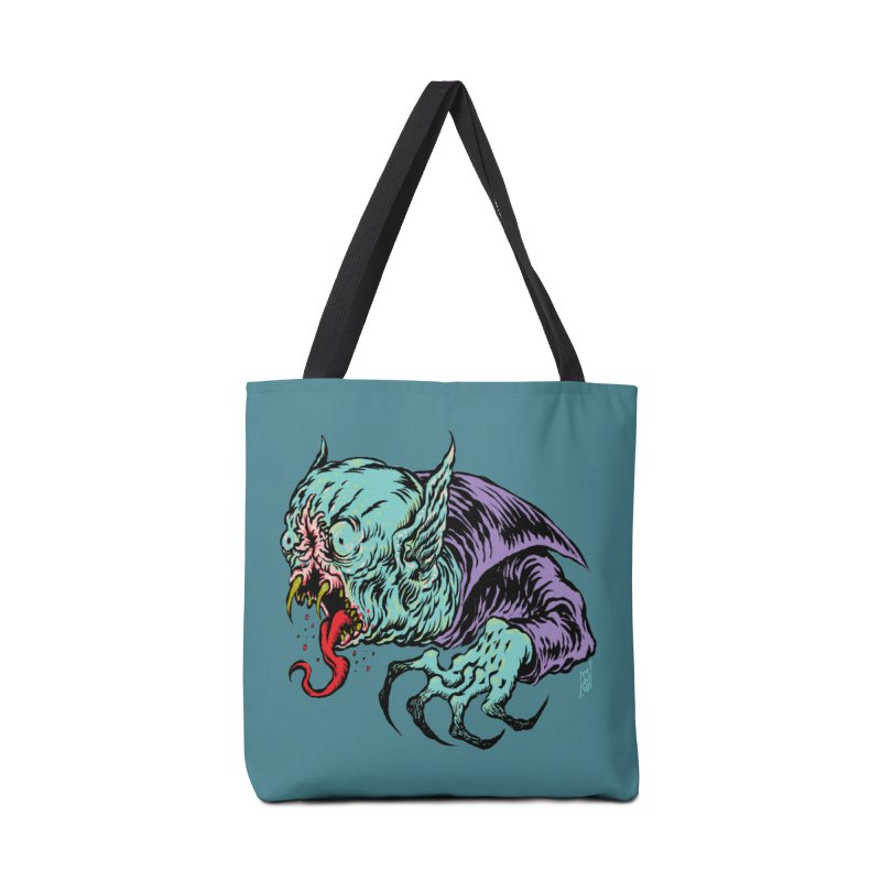 Savage Vampire Accessories Bag by Nick the Hat