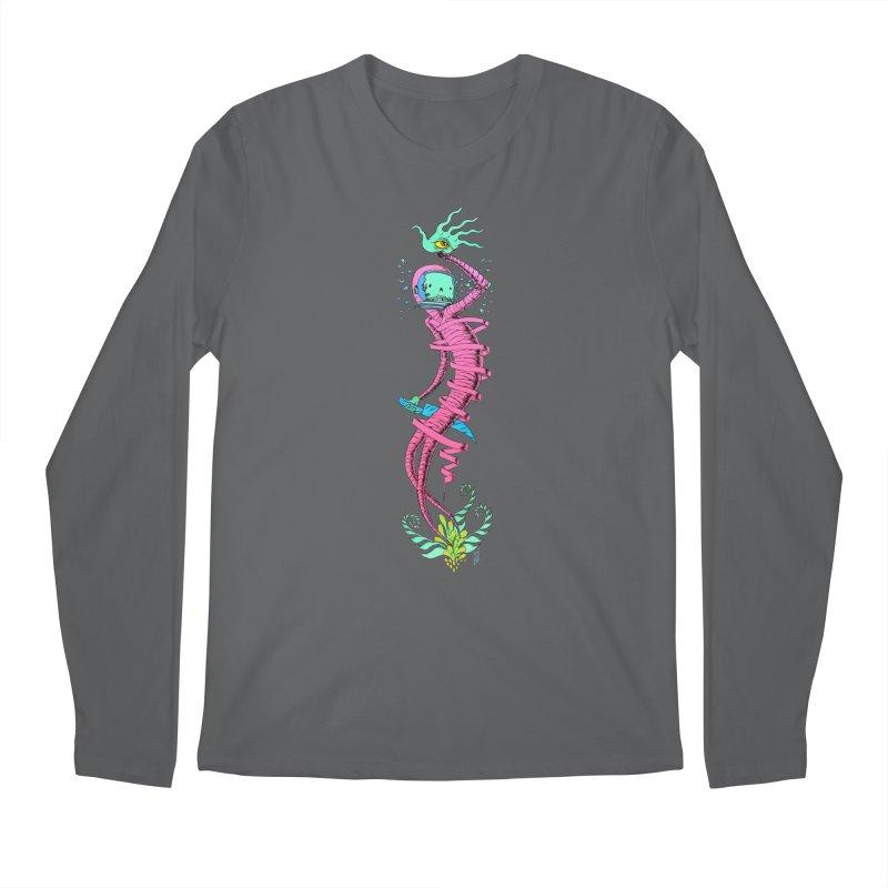 Cosmic Paradigm Traveler Men's Longsleeve T-Shirt by Nick the Hat