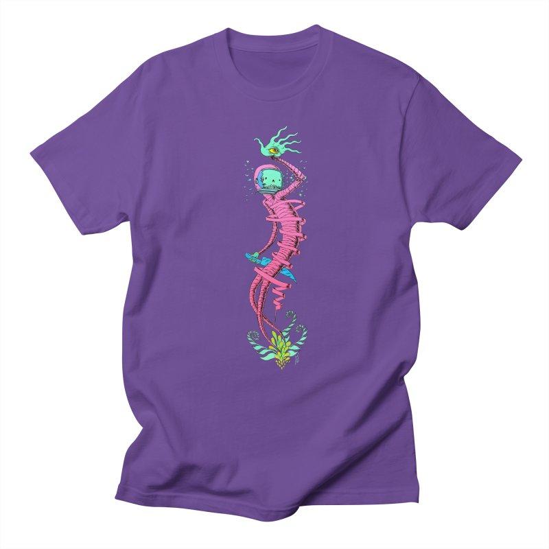 Cosmic Paradigm Traveler Women's Regular Unisex T-Shirt by Nick the Hat