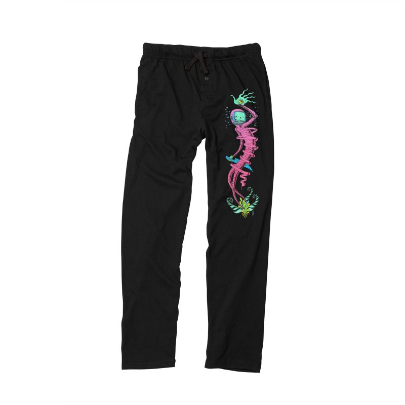 Cosmic Paradigm Traveler Women's Lounge Pants by Nick the Hat
