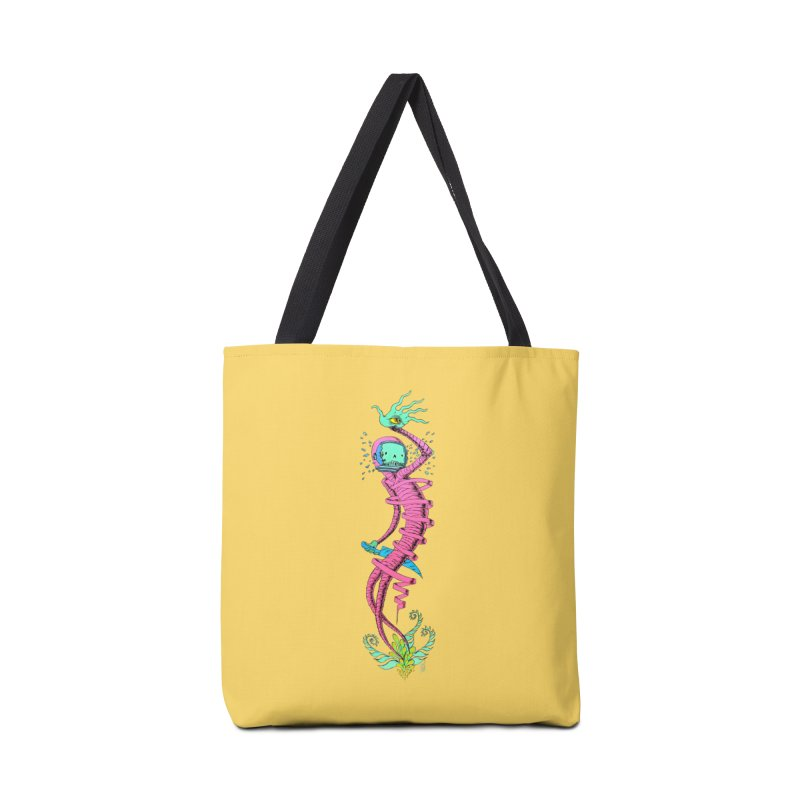 Cosmic Paradigm Traveler Accessories Bag by Nick the Hat
