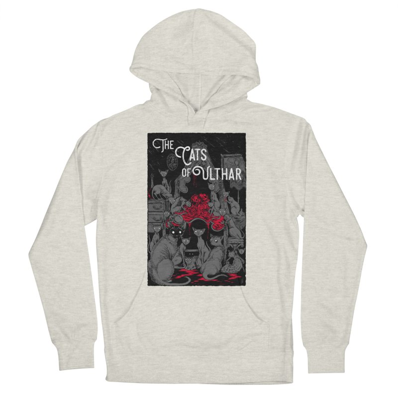 The Cats of Ulthar Men's Pullover Hoody by Nick the Hat