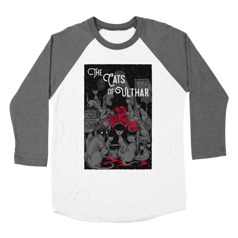 The Cats of Ulthar Women's Longsleeve T-Shirt by Nick the Hat
