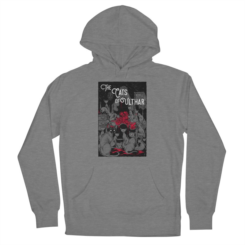 The Cats of Ulthar Women's Pullover Hoody by Nick the Hat