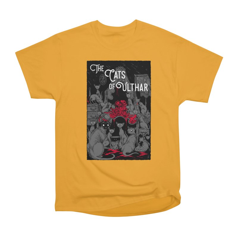 The Cats of Ulthar Men's Classic T-Shirt by Nick the Hat