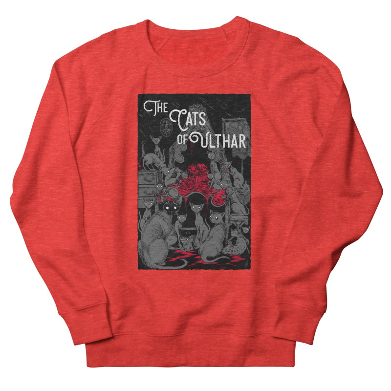 The Cats of Ulthar Women's Sweatshirt by Nick the Hat
