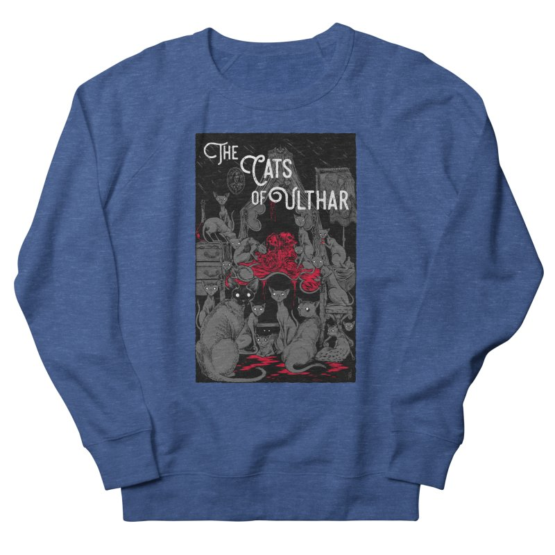 The Cats of Ulthar Men's Sweatshirt by Nick the Hat