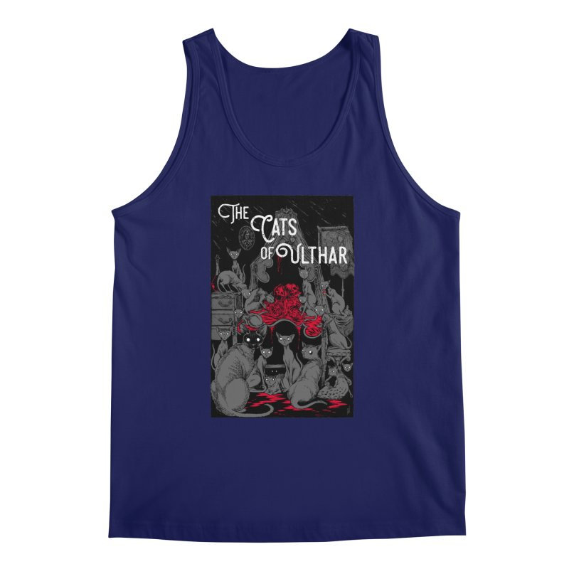 The Cats of Ulthar Men's Regular Tank by Nick the Hat