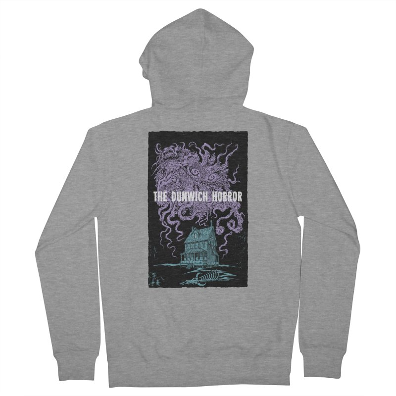 The Dunwich Horror Women's Zip-Up Hoody by Nick the Hat