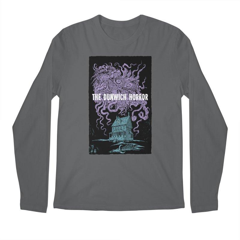 The Dunwich Horror Men's Longsleeve T-Shirt by Nick the Hat