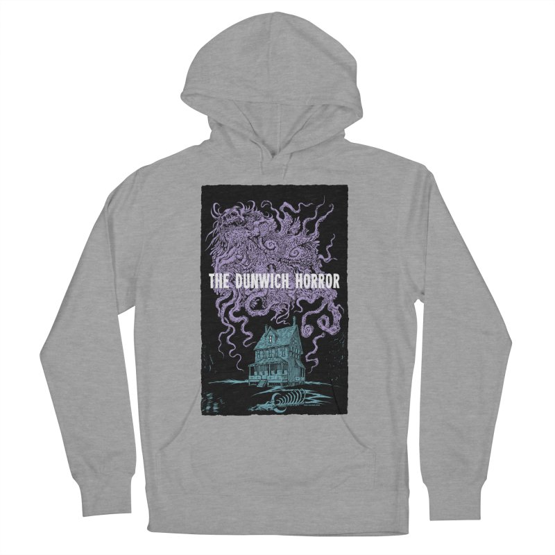 The Dunwich Horror Women's Pullover Hoody by Nick the Hat