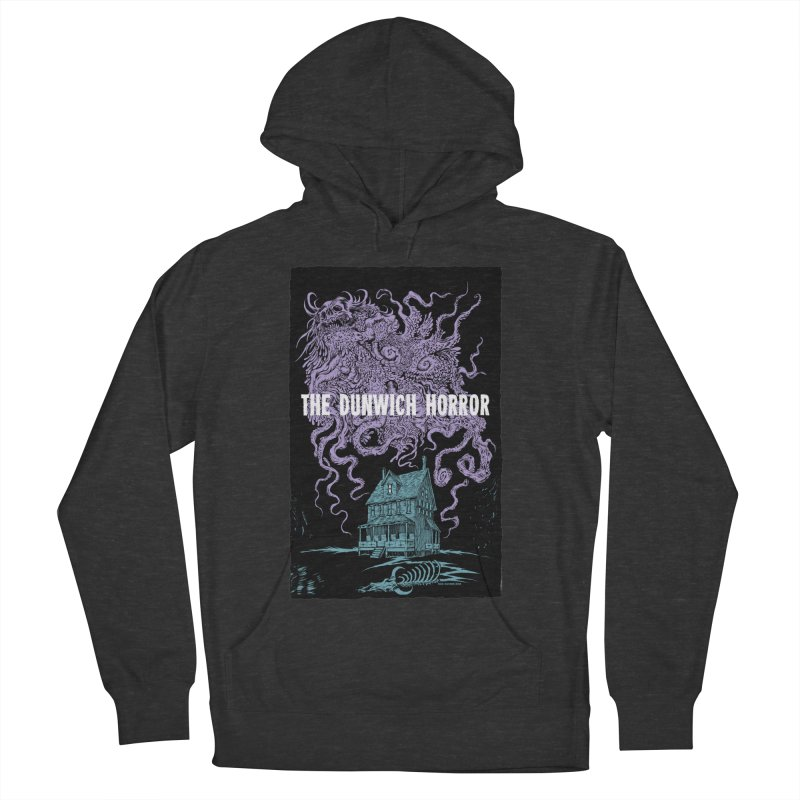 The Dunwich Horror Men's Pullover Hoody by Nick the Hat