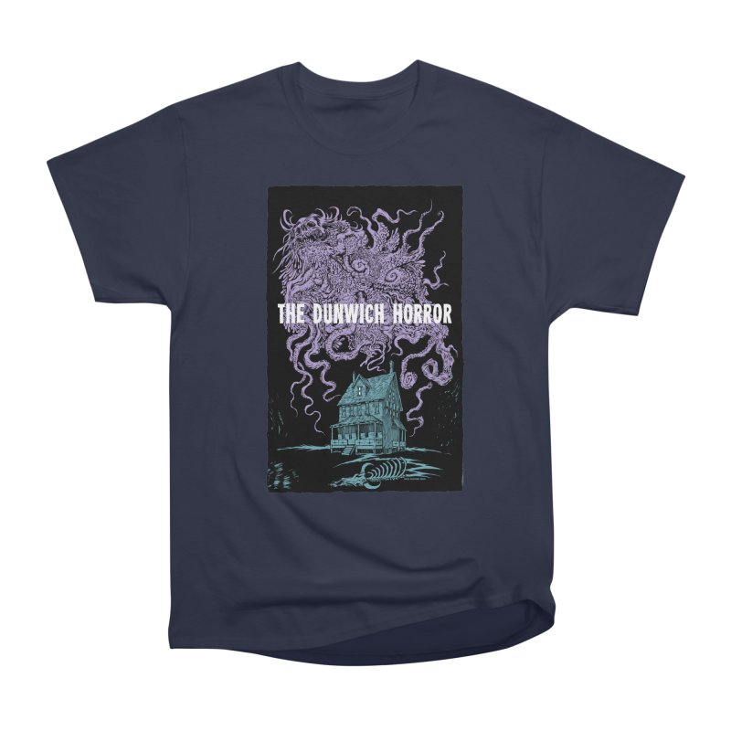 The Dunwich Horror Men's Classic T-Shirt by Nick the Hat