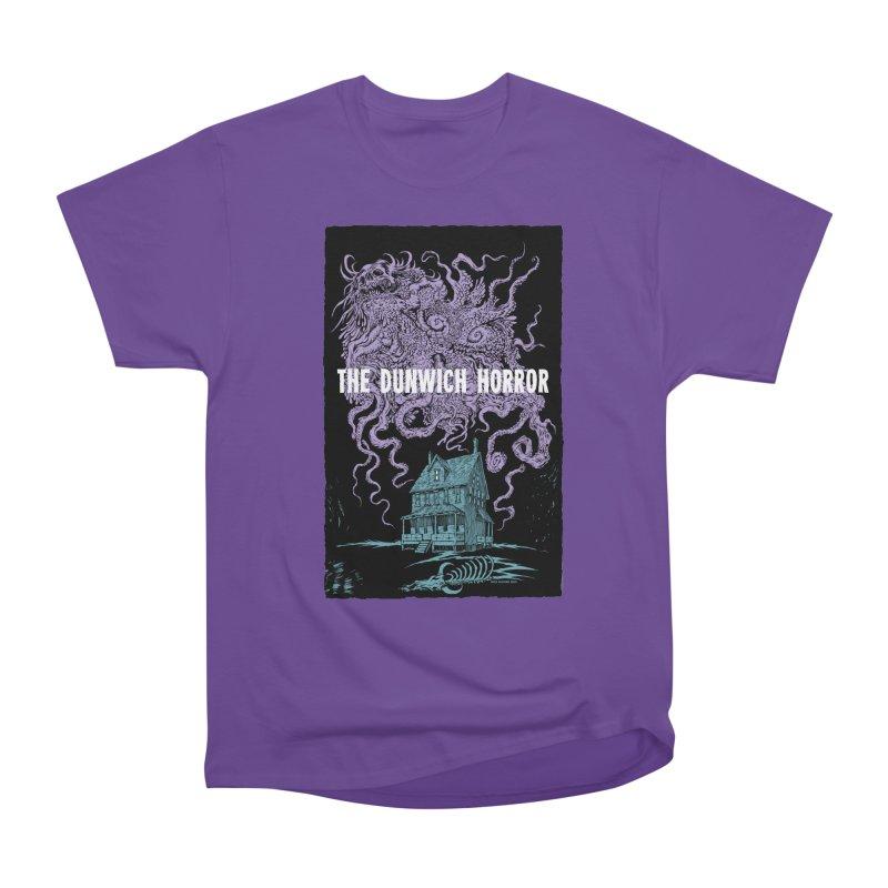 The Dunwich Horror Women's Heavyweight Unisex T-Shirt by Nick the Hat