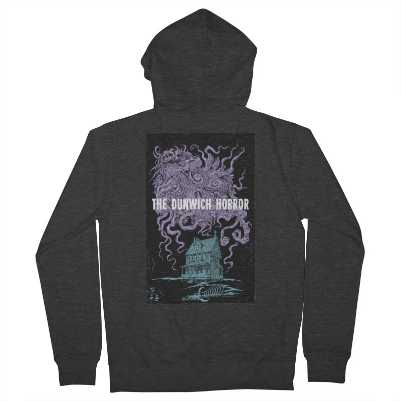 The Dunwich Horror Men's Zip-Up Hoody by Nick the Hat