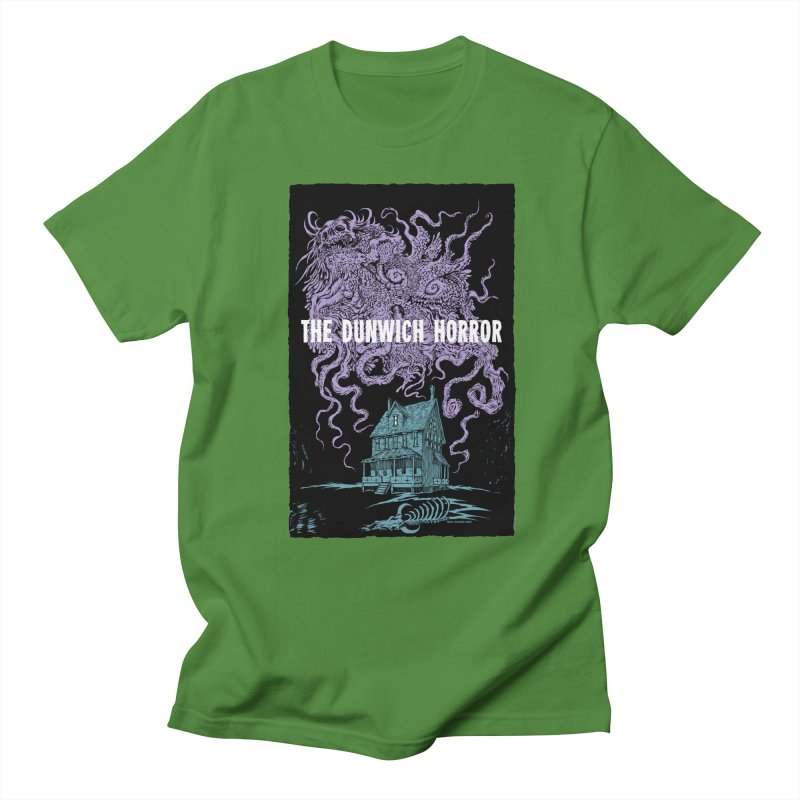 The Dunwich Horror Men's Regular T-Shirt by Nick the Hat