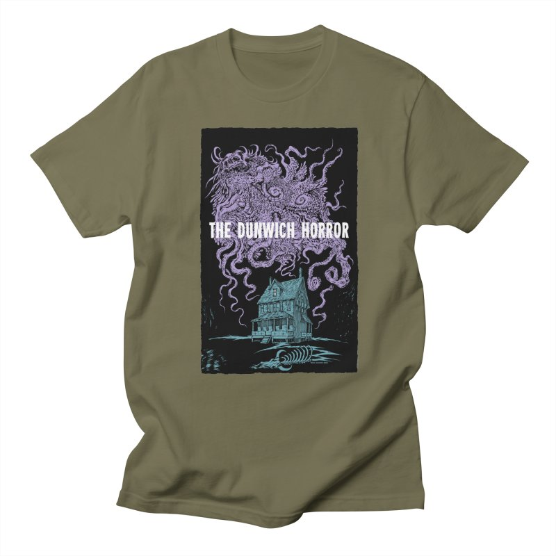 The Dunwich Horror Women's Regular Unisex T-Shirt by Nick the Hat