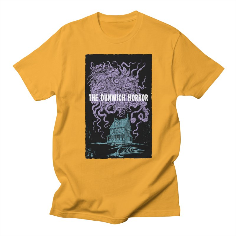 The Dunwich Horror Men's T-Shirt by Nick the Hat