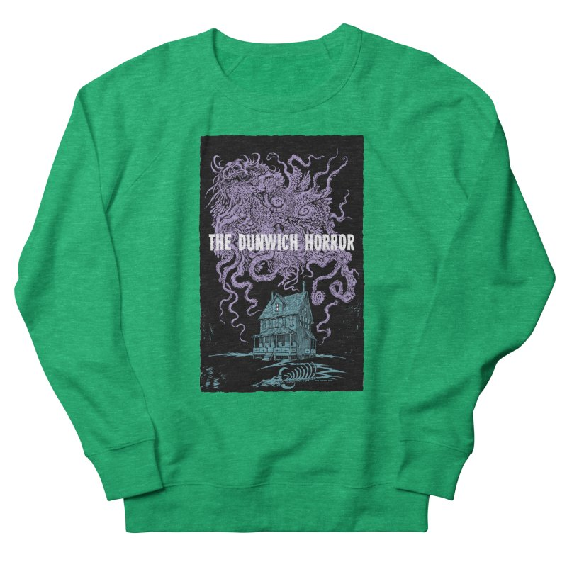 The Dunwich Horror Women's Sweatshirt by Nick the Hat