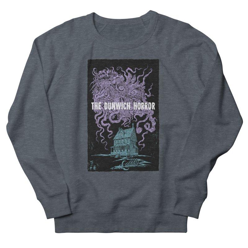 The Dunwich Horror Men's Sweatshirt by Nick the Hat