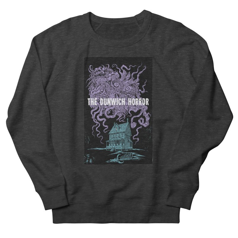 The Dunwich Horror Men's Sweatshirt by Nick the Hat