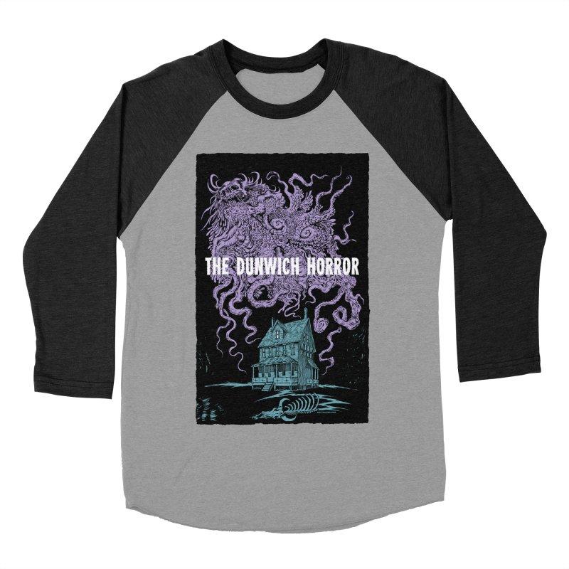 The Dunwich Horror Women's Baseball Triblend T-Shirt by Nick the Hat