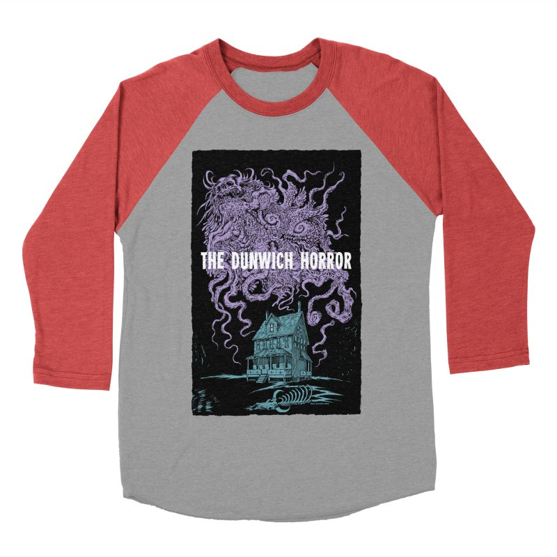 The Dunwich Horror Men's Longsleeve T-Shirt by Nick the Hat