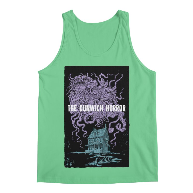 The Dunwich Horror Men's Regular Tank by Nick the Hat