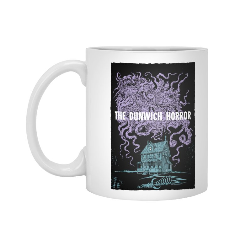 The Dunwich Horror Accessories Mug by Nick the Hat