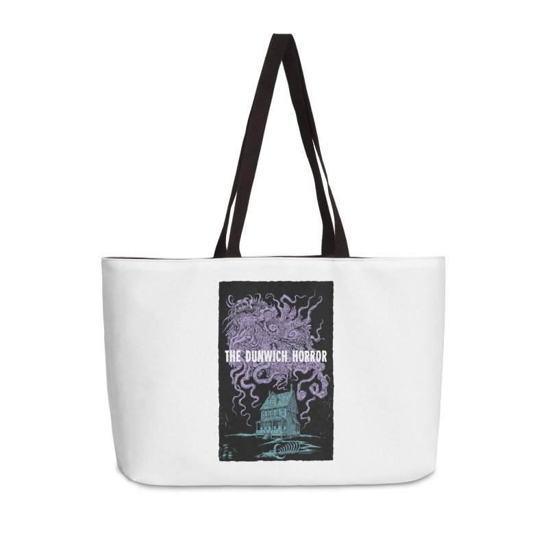 The Dunwich Horror Accessories Weekender Bag Bag by Nick the Hat