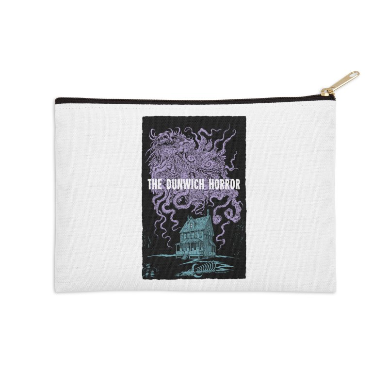 The Dunwich Horror Accessories Zip Pouch by Nick the Hat