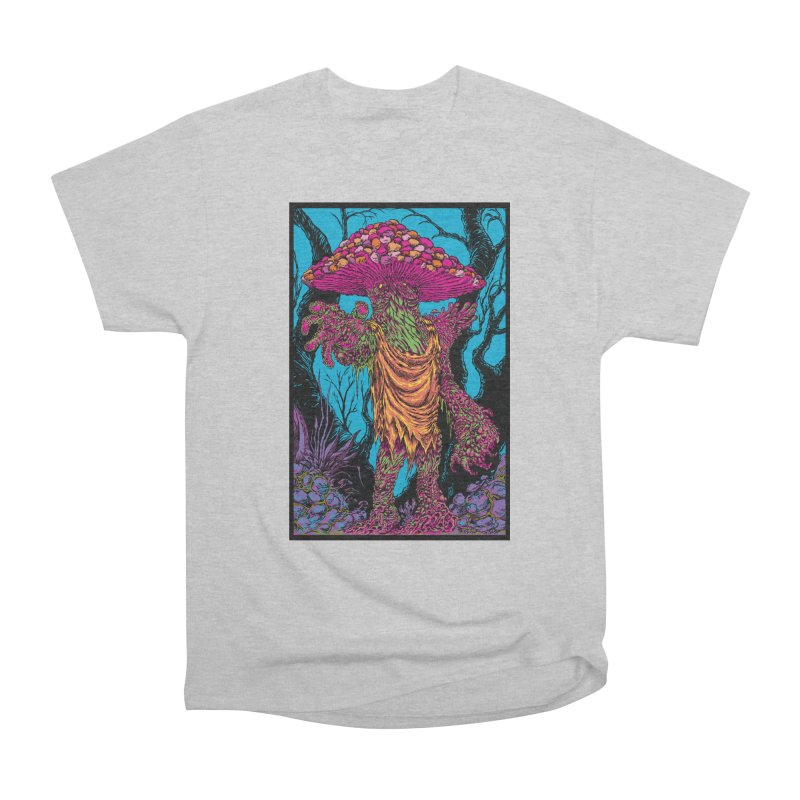 MATANGO  Women's Heavyweight Unisex T-Shirt by Nick the Hat