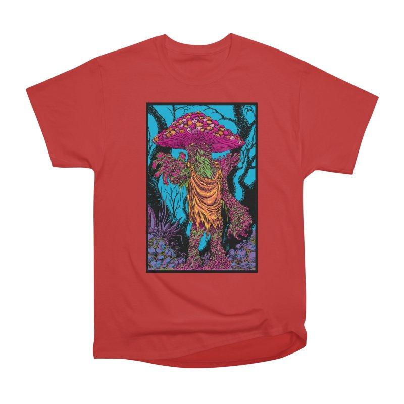 MATANGO  Women's Heavyweight Unisex T-Shirt by Nick the Hat