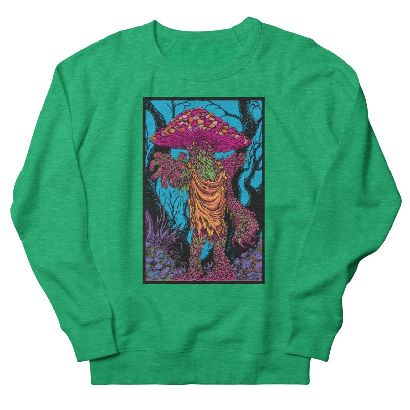 MATANGO  Women's Sweatshirt by Nick the Hat