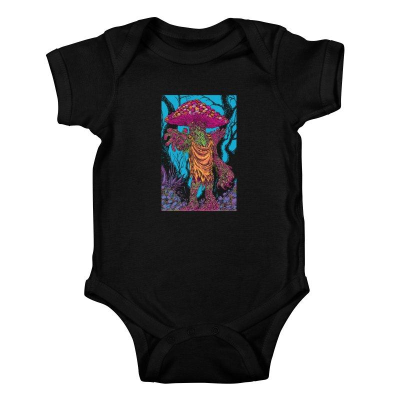 MATANGO  Kids Baby Bodysuit by Nick the Hat