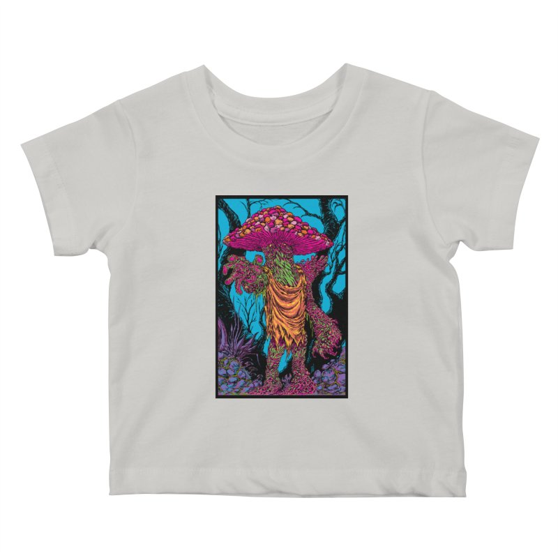 MATANGO  Kids Baby T-Shirt by Nick the Hat
