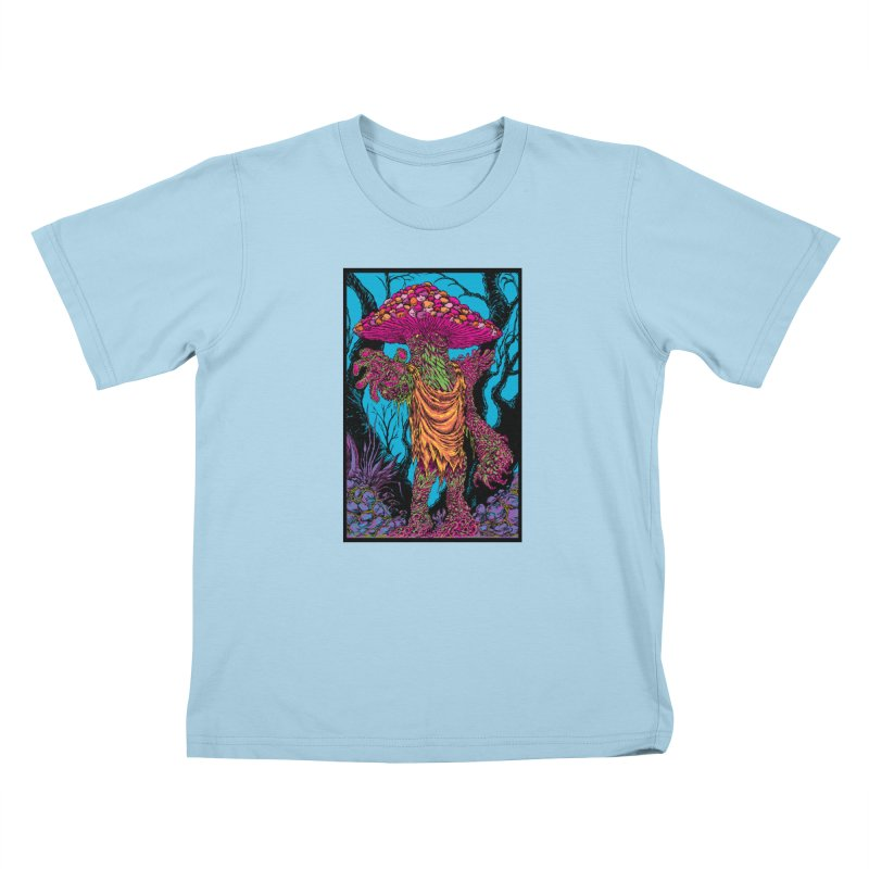 MATANGO  Kids T-Shirt by Nick the Hat