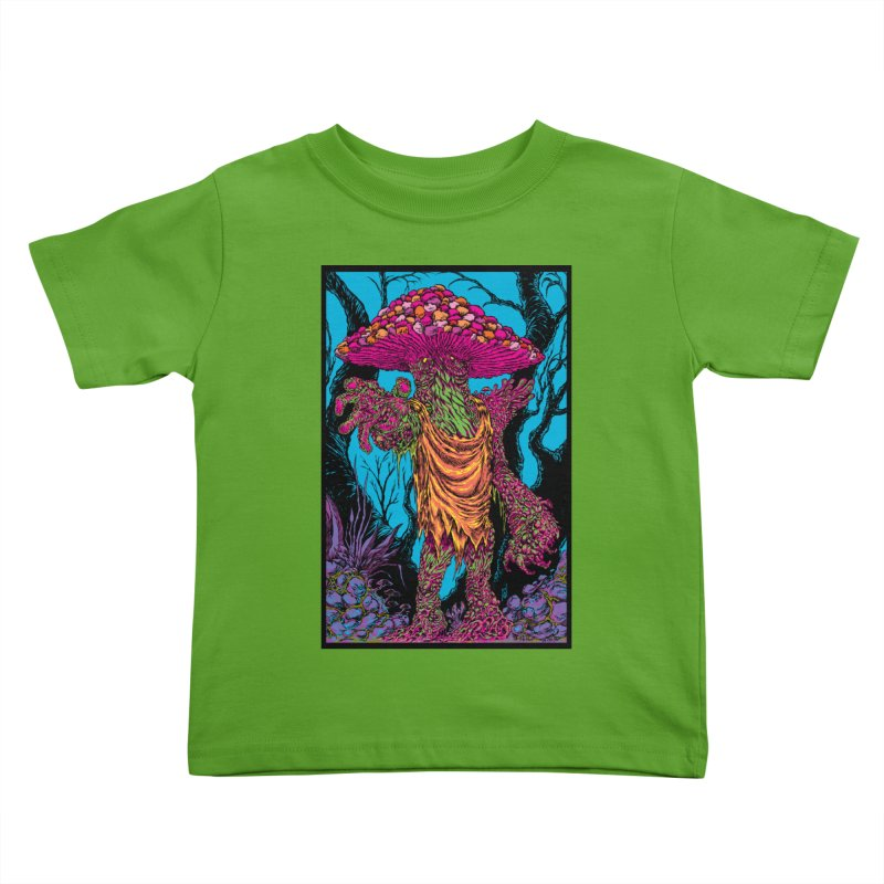 MATANGO  Kids Toddler T-Shirt by Nick the Hat