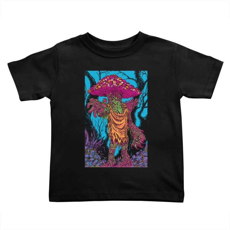 MATANGO  Kids Toddler T-Shirt by Nick the Hat