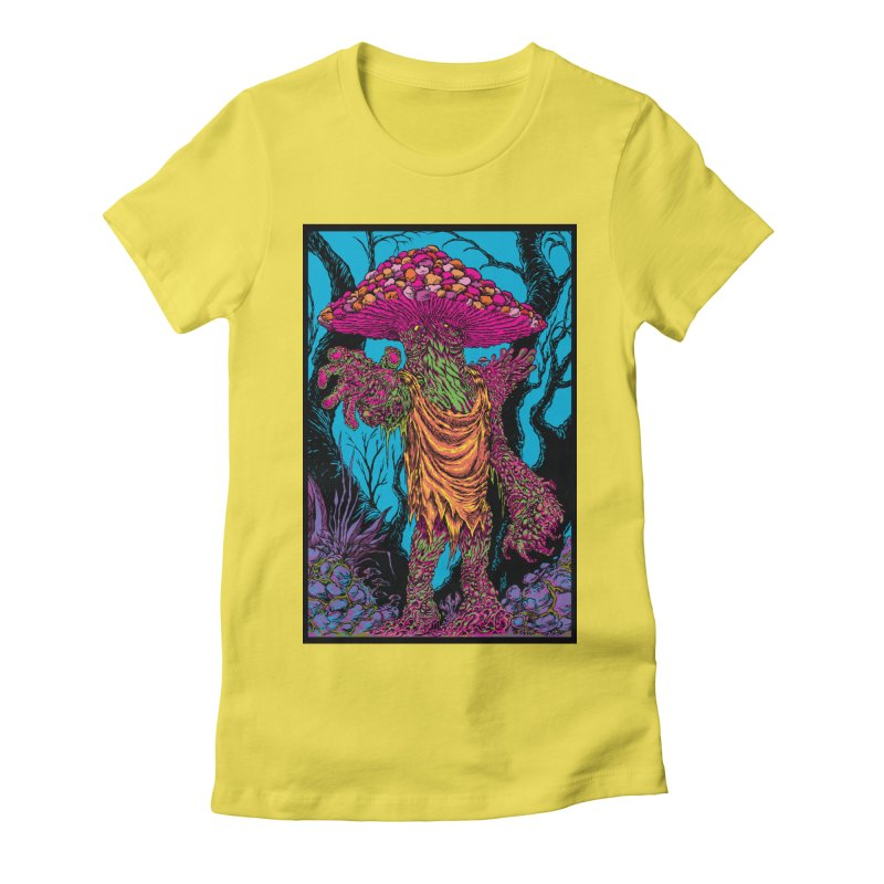 MATANGO  Women's T-Shirt by Nick the Hat