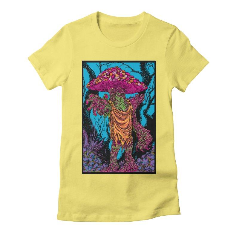 MATANGO  Women's T-Shirt by Nick the Hat