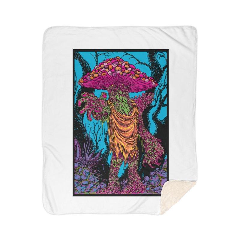MATANGO  Home Sherpa Blanket Blanket by Nick the Hat