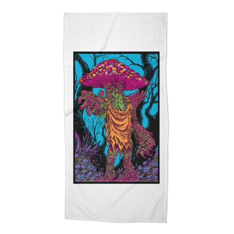 MATANGO  Accessories Beach Towel by Nick the Hat