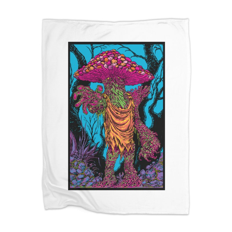 MATANGO  Home Blanket by Nick the Hat