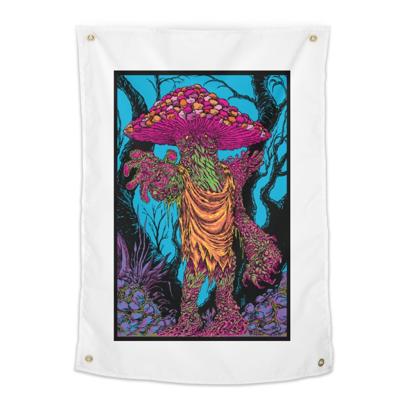 MATANGO  Home Tapestry by Nick the Hat