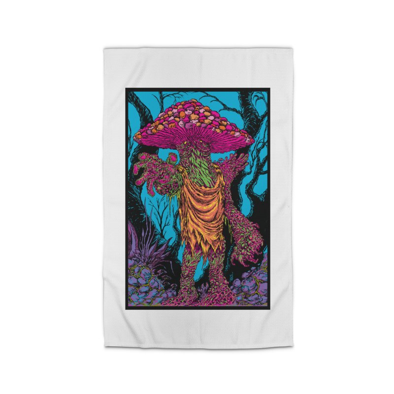 MATANGO  Home Rug by Nick the Hat
