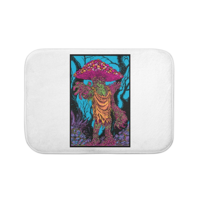 MATANGO  Home Bath Mat by Nick the Hat