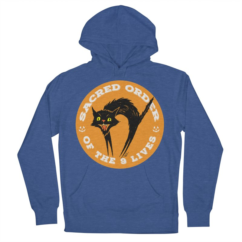 Sacred Order of the 9 Lives Women's  by Nick the Hat